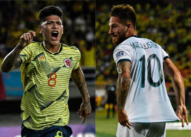 Por tres puntos para Tokio 2020: Colombia buscará revancha ante Argentina
