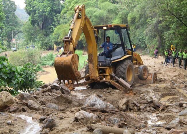 Durante varios días estará cerrada la vía Piedecuesta- San Gil