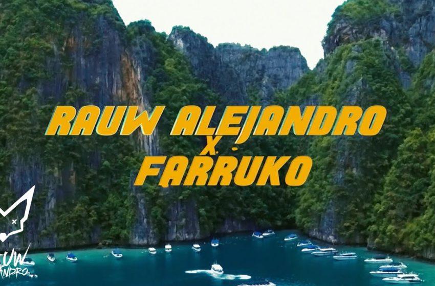 Rauw Alejandro ❌ Farruko – Fantasías