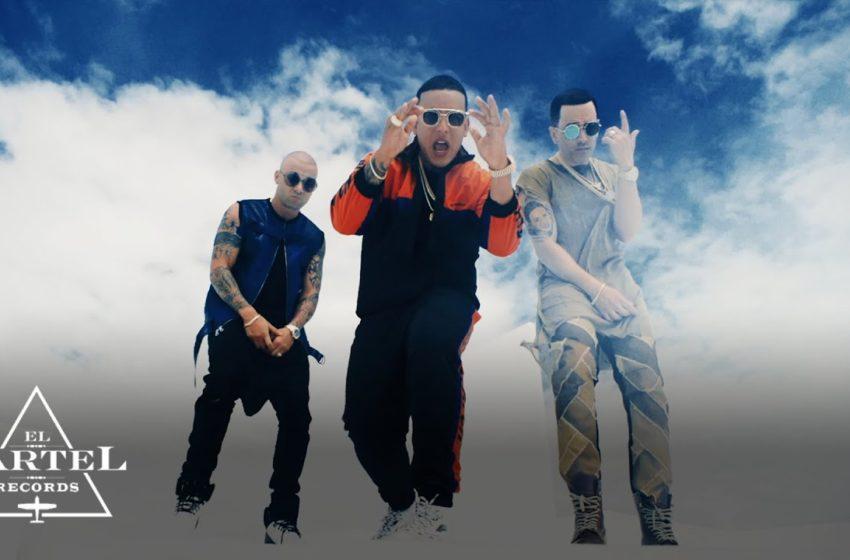 3. Si Supieras – Daddy Yankee & Wisin y Yandel