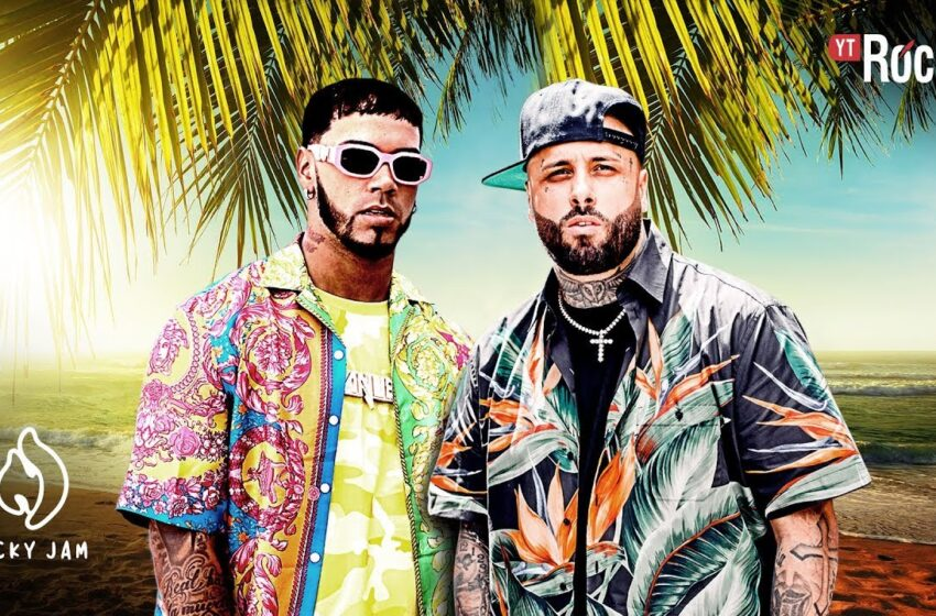 5. – Whine Up – Nicky Jam x Anuel AA | Video Oficial