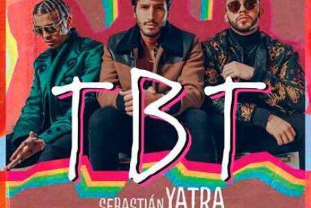 8.TBT-Sebastián Yatra, Rauw Alejandro, Manuel Turizo  (Official Video)