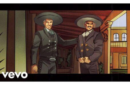 """Alejandro y Vicente Fernández unen sus voces en """"Mentí"""""""