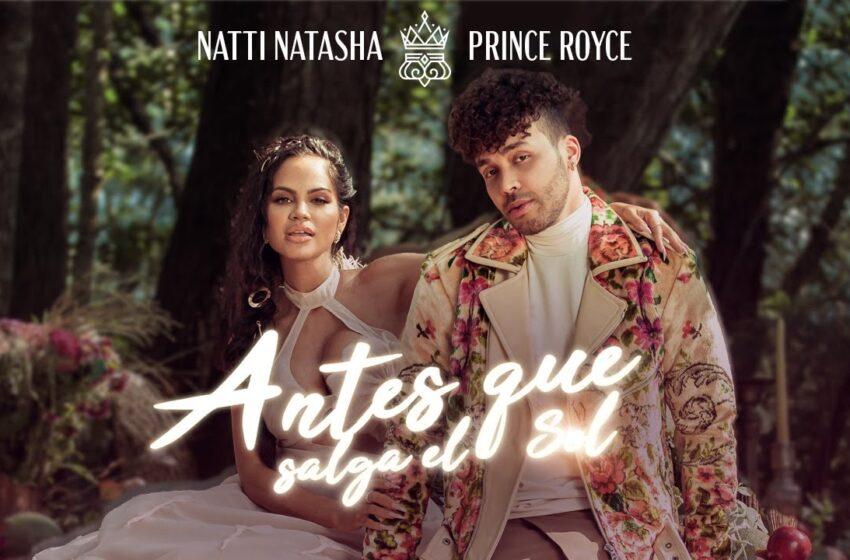 01. Antes que Salga el Sol – Natti Natasha x Prince Royce