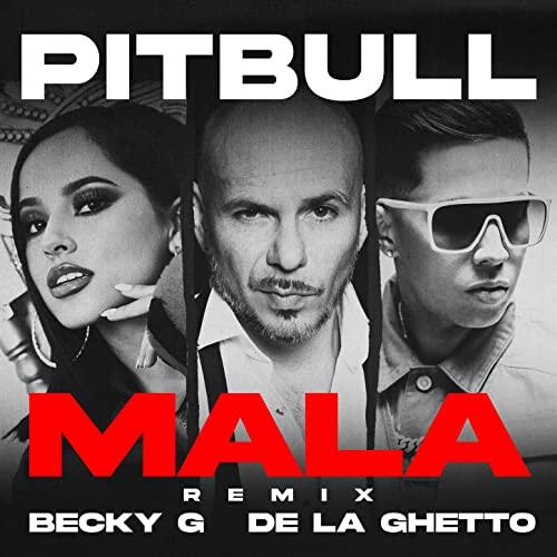 17. Mala – Pitbull feat. Becky G & De La Ghetto