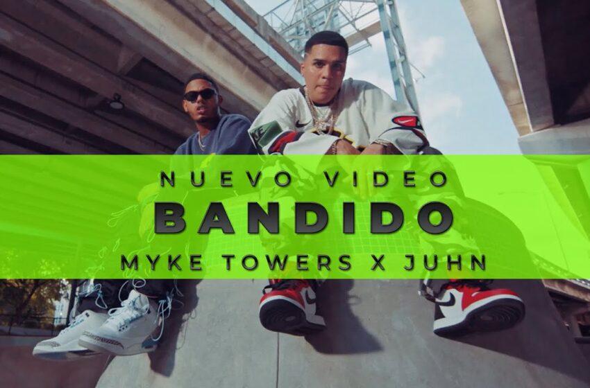 19. Bandido – Myke Towers x @JuhnTV